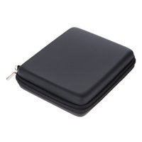Wholesale Black EVA Protective Storage Case Bag With Strap for DS Game Accessories Console
