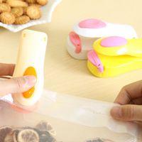 Wholesale 2016 Durable Colors Portable Mini Heat Sealing Machine Impulse Sealer Seal Packing Plastic Bag
