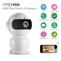 Wholesale SANNCE x960P Wireless IP Camera Portable smart Wifi CCTV Security Camera Webcam Surveillance Comcorder Night Vision Audio Video