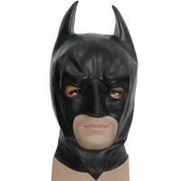batman helmet - Movie Batman v Superman Dawn of Justice Mask Helmet Batman Full Face Mask Superhero Party Halloween Mask