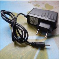 Wholesale Universal mm EU Power Adapter AC Charger V A For Allwinner Q88 A13 A23 A20 A33 A31S A83T Action ATM7029 ATM7021 Tablet PC