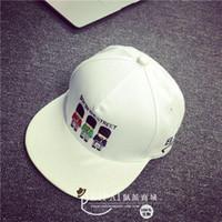 baseball bottle caps - hot sell Dongguk door Royal British soldiers alphabet cartoon cap embroidered baseball cap hip hop hat new