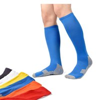 better compression - Colorful Sports Socks Graduated Compression Socks Boosst Performance Better Blood Circulation Socks Speed Up Recovery Socks