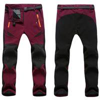 Wholesale New Winter Outdoor snowboard women snow pants trousers waterproof windproof warm Breathable ski pants