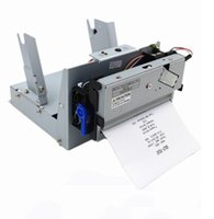 Wholesale 4inch mm paper width thermal printer supporting bar code auto cutter Thermal dot line printing linux driver V high speed