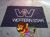 best nitro buggy - Western Star Trucks Racing flag Best Nitro Electric RC Cars banner Trucks By polyster CM flag flag king