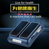Wholesale The new electric automatic walking machine foot health restorer elderly home fitness walking leg training equipment