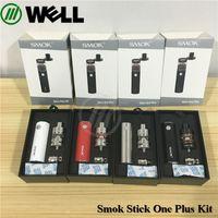 basic performance - SmokTech SmoK Stick One Basic Kit New eGo Cloud Battery mah and Nano TFV4 Tank ML Newest Smok Stick One Plus Kit Stronger Performances