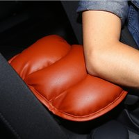 Wholesale Fashion Creative Console Pad Cover Cushion Support Box Armrest Car Armrest Box Height Increasing Car Armrest Cushion Arm Pad Car Supplies