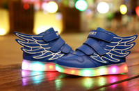 Chaussures lumineuses LED pour enfants 2015 Garçons, Chaussures pour enfants Chaussures Chaussures de sport pour enfants Chaussures de sport pour enfants
