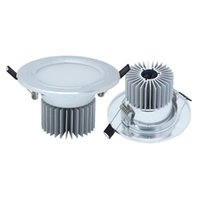 Wholesale LED Down Light LED Downlight Spotlight Recessed Ceiling Lighting W W W W W W lights for Indoor V Warranty Years