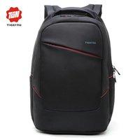 Wholesale Tigernu Waterproof Nylon Business Laptop Bag Backpack Inch Brand Men s Backpacks Travel Bags Backpack Men