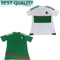 algeria soccer tops - new Top Thailand Quality algerienne ALGERIE Algeria football shirts shirt shirts have survetement best quality football shir