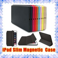 ant fabric - ipad case Apple iPad Mini Air Slim Magnetic Leather Smart iPad Cases Cover Wake Protector