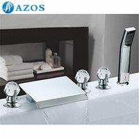 Bathroom Faucets Glass Handles glass bath faucets reviews | glass bath faucets buying guides on
