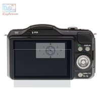 Wholesale Self adhesive Glass LCD Screen Protector Cover For Panasonic GF2 GF3 GF5 GM1