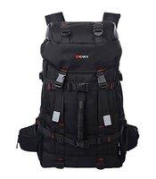 amazon shoulder bag - Amazon New KAKA Men s Outdoor Hiking Backpack Shoulder Bag Waterproof Hiking Pack Sports Bag L with Code Lock