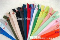 Wholesale Color Nylon Coil Zippers Tailor Sewer Craft Inch