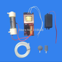 Wholesale 220V V Silica Tube Ozone Generator g h For Air and Water Purification set starts Accessary Optional