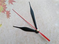 arrow wall - 50PCS Black Metal Clock Arrows with Red Second Hand for DIY Your Wall Clock