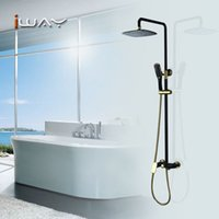 bathroom faucet cartridge - Joyelife new products L brass automatic bathroom shower faucet with shower cartridge european