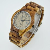 bamboo health - wooden watches bamboo wood watch wrist watch wood China watch Quartz wristwatch men factory direct sale hot sale health