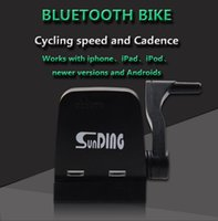 app computers - Cycling Wireless Bike Computer Speedometer Speed Cadence Sensor Bluetooth Waterproof MTB Cycling with APP For SmartPhone