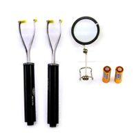 GOSO utiliza herramientas de cerrajería llaves LED para los pernos de gancho al cerrajero para profesionales herramientas maestras SYG-137