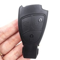benz c class - Buttons Smart Remote Key Case Fob Replacement Shell for Mercedes Benz Sprinter C S E Class with Logo