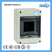 abs circuits - CE Approval Ways Waterproof ABS Plastic Mini Distribution Box Circuit Breaker Box mm