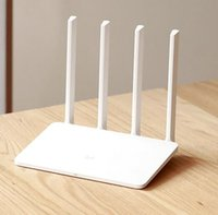 Wholesale CPU MT7620A ROM MB Flash original xiaomi mi WiFi router Dual band antenna GHz Mbps WiFi ac b g n APP Control