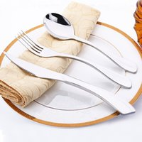Wholesale 2016 New Style in1 Stainless Steel Knife Spoon Fork Heart Shaped Western Tableware Portable Flatware Dinnerware Set