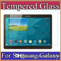 Wholesale Explosion Proof H mm Screen Protector Tempered Glass for Samsung Galaxy Tab A T350 T550 Tab E T560 B PG