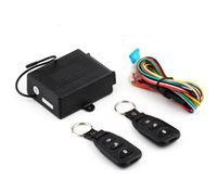 Wholesale Universal Car Remote Central Kit Door Lock Locking Vehicle Passive keyless entery System