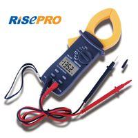 Cheap Wholesale-Risepro DM6016 AC Current Clamp Meter Multimeter compared Fluke