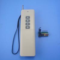 Wholesale 433 MHz Wireless Switch DC5V Wireless Control Kits RF Link Control