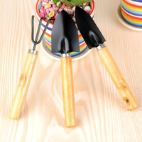 Wholesale New reinforced a set of mini garden tools rake spade Shovel