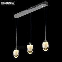 Wholesale 3 Light LED Ceiling Light Fixture LED lustres de sala Modern LED Light Suspension Hanging LED Lamp for Dining room