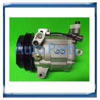 ac compressor subaru - DKV14G ac compressor for Subaru Forester Baja SA001 SA001