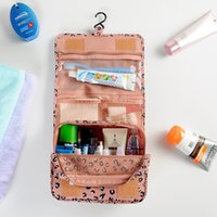 belt pouch pattern - pattern convenient fashion travelling cosmetic toiletries bag with belt hook hanging portable pouch colours
