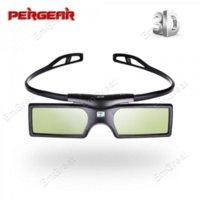 2pcs / lot Bluetooth 3D TV vidrios del obturador activo para Samsung Panasonic Sony 3D TV Universal TV gafas 3D gafas 3d P0016935