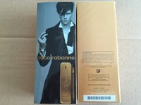 Wholesale 2pcs hot perfume million ML fragrance TOP quality copy long lasting designer perfume lasting scent