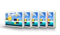 Wholesale A33 PC with Bluetooth dual Camera Quad core inch tablet pc android better retail packaging