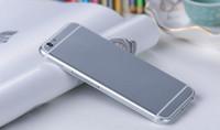 Nuevo teléfono 3G GooPhone i6 Dual Core MTK6572 MTK 6572 i6S teléfonos celulares Android más logo celulares originales libre de DHL