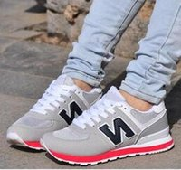 Wholesale 2016 arrival Balance casual sport shoes for men Sneakers Running Jogging shoes New size Good quality