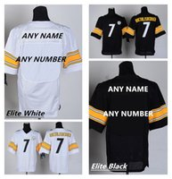 authentic steelers jersey - 2016 New Men s Steelers Elite Custom Football Authentic Jerseys Any Name Nmuber Professional High Quality Stitched Jerseys Low Price