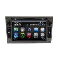 astra dvd player - Grey Car DVD Player headunit navi autoradio for Vauxhall Opel Astra H G J Vectra Antara Zafira Corsa Meriva with GPS G Wifi