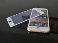 apple film production - Fop iphone6 third generation anti blue steel D Tmembrane AGC glass anti myopia mobile phone film production factory direct great glass film