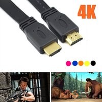 Cheap Cable hdmi cable Best other HDMI colorful flat hdmi cable