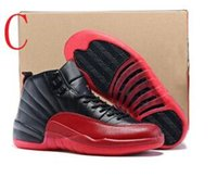 Wholesale Mens Retro s Flu Game Shoe Cheap Men Basketball Shoes Retro Fashion Men Running Tenis Discount Athletic Sport Shoes Comfortable Trainer